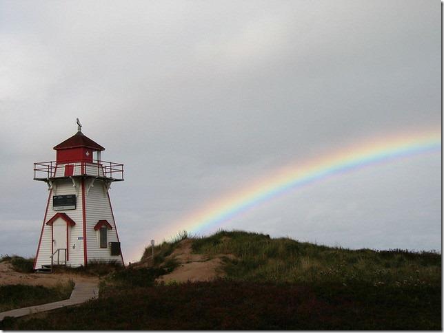 Lighthouse by Helen K via flickr