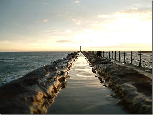 Lighthouse River by smlp.co.uk via flickr
