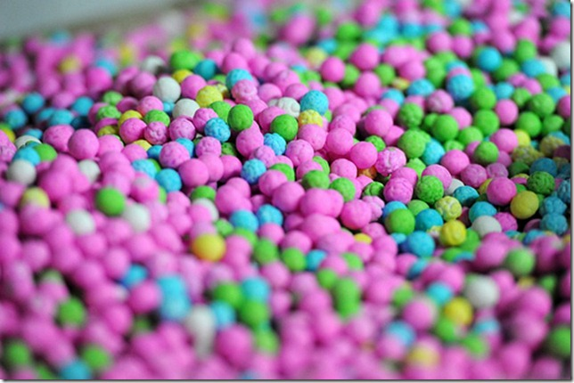 candy by Guillaume Paumier via flickr