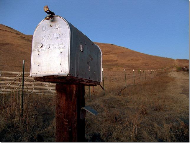 Mailbox by mrjoro via Flickr