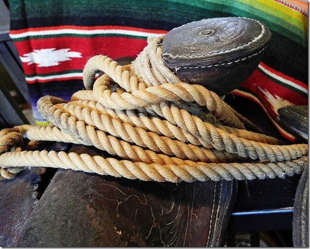 old saddle by WoodyH1 via flickr