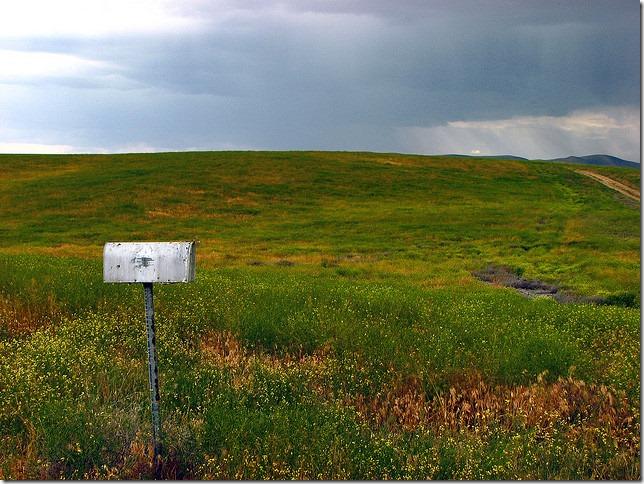 Rural mailbox by Matt McGee