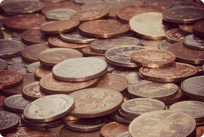 coins by freefotouk via flickr