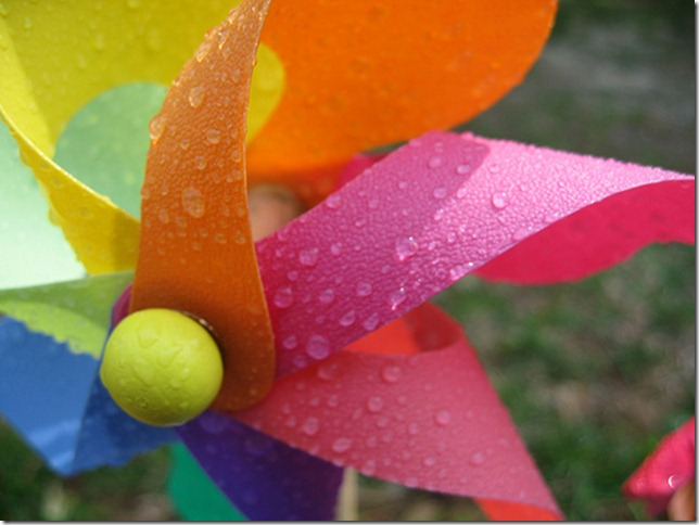 Pinwheel by PuddlesMcgee via flickr