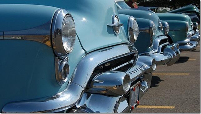 2007 Oldsmobile Homecoming by Joe Ross via flickr