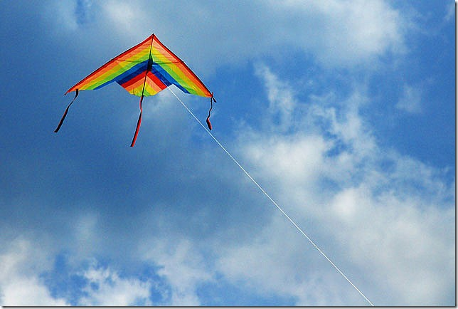 kite by yonsterz via flickr