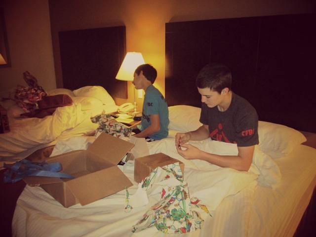 hotel christmas_3
