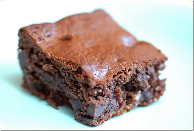 brownie by elena's pantry via flickr